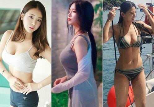 韩国最新十大网红美女长这样...看着费劲