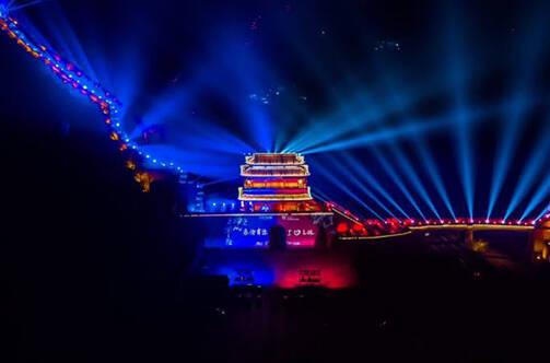 S7总决赛正式收官 北京居庸关长城变色