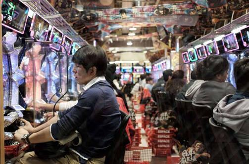 一款赌博游戏毒害了数百万的日本人