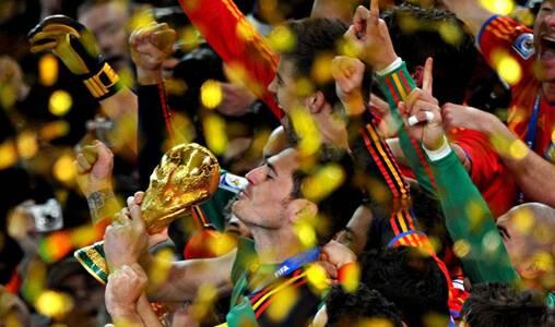 世界杯来了,如何伪装成30年老球迷?