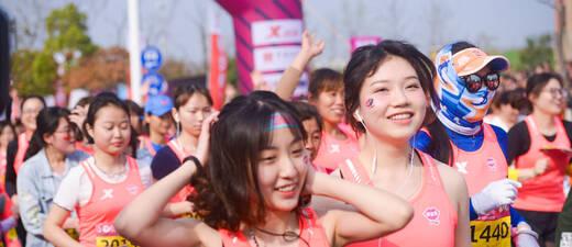 美人、美景、大美长安  西安女子半程马拉松将举办摄影大赛