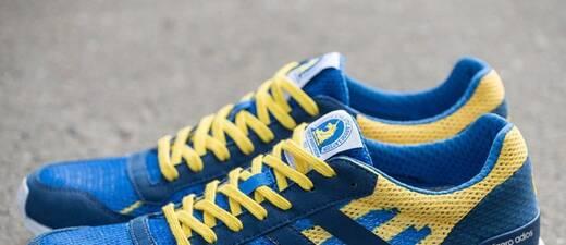 adidas 为 2017 年波士顿马拉松赛事推出专属 BOOST 鞋款