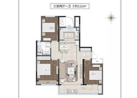 112平三室