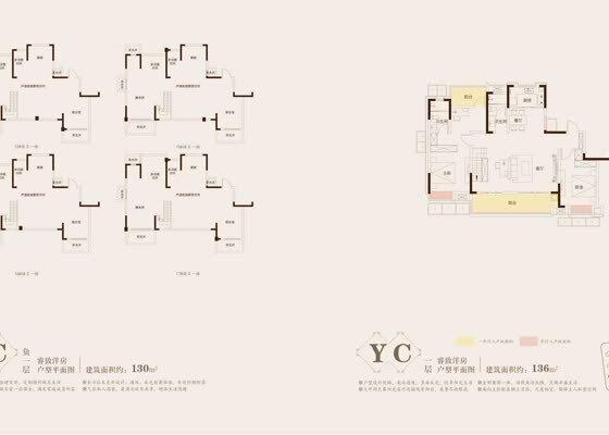 洋房YC户型