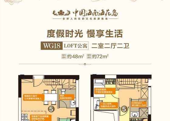 GW18  LOFT公寓