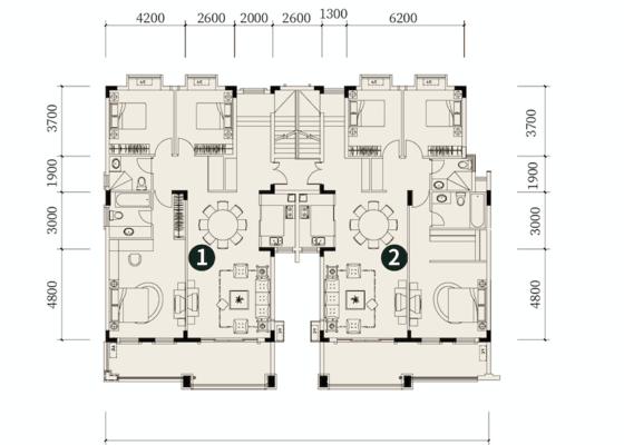 C10栋上叠138平