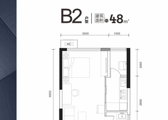 48㎡ B2