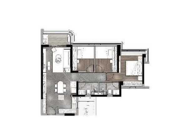 青雲(1),3居,建筑面积约86㎡