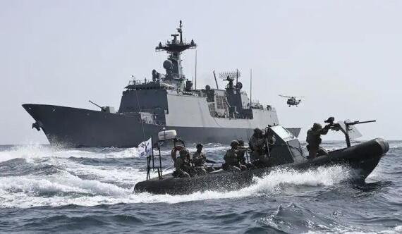 汾酒军机处︱伊朗扣船背后:韩军在中东介入极深!