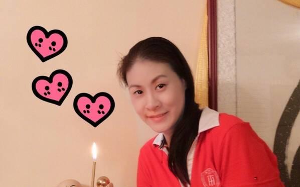 赵蕊蕊庆36岁生日 日本球迷追随其14年