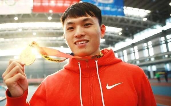 中国田径终迎超级天才 崛起速度赛刘翔