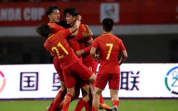 这支中国男足居然能击败世界冠军