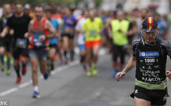 第33届苏黎世马拉松赛:万名跑者热情征战