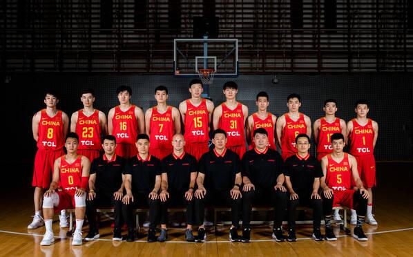 强势出击!中国男篮红队亚运会写真照