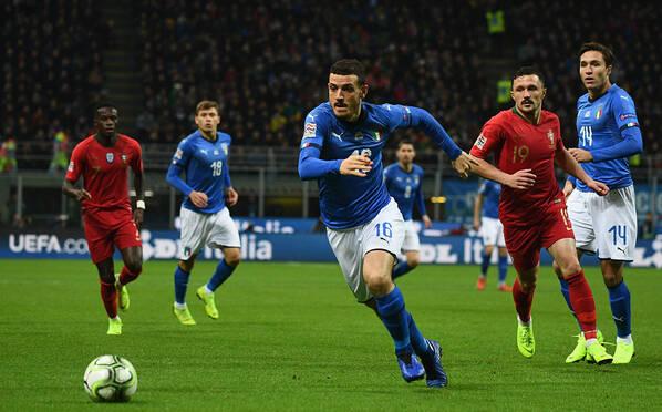 欧国联-葡萄牙0-0意大利锁定小组第1