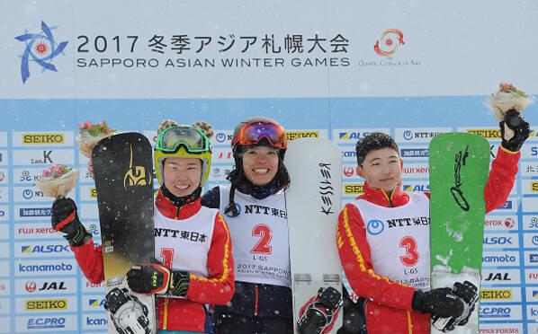 日本名将夺亚冬会首金 中国摘银铜