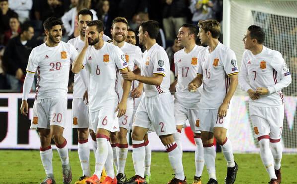 皇马旧将破门 西班牙1-0小胜
