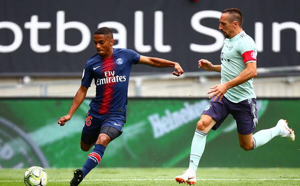 国际冠军杯-桑切斯破门 拜仁3-1巴黎
