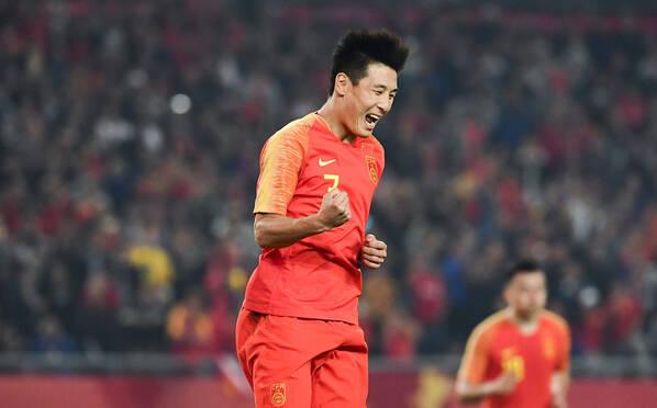 中国2-0叙利亚 郜林武磊建功