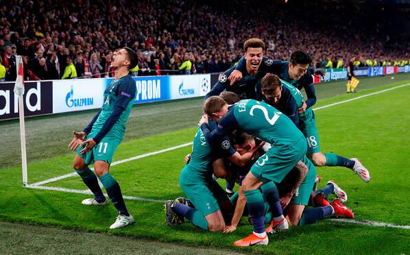 欧冠赛场又一场惊天大逆转……