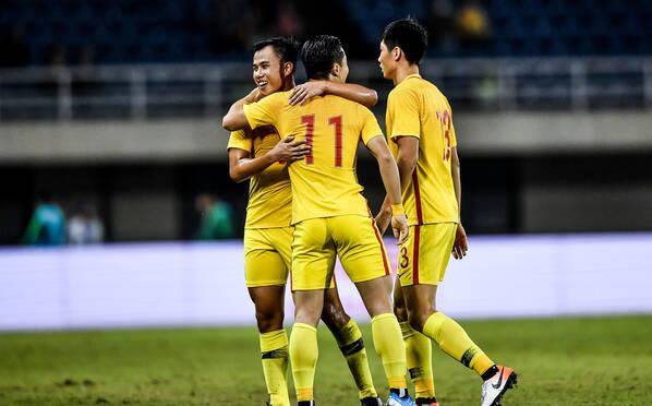 四国赛-国奥2-0印尼 童磊世界波