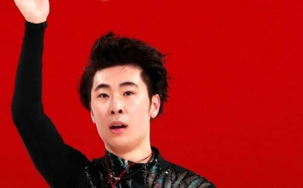 中国杯花滑大奖赛 金博洋男单自由滑夺冠