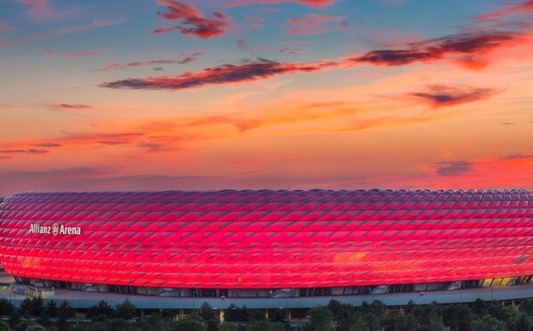 欧洲杯11座球场一览,哪个球场是你心仪的菜?