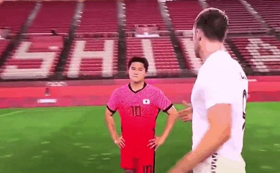 输球又输人!韩国队首秀引争议,媒体抨击:奥运精神去哪了?