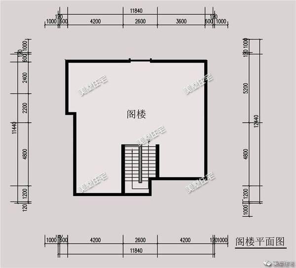 长15米宽9米房子图纸