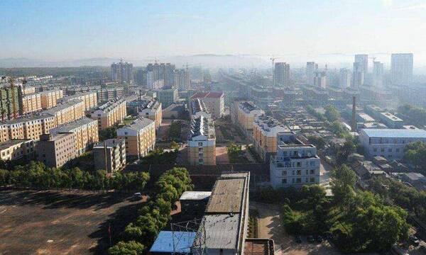 白城gdp_东北的铁岭GDP高于白城,两市发展又如何(3)