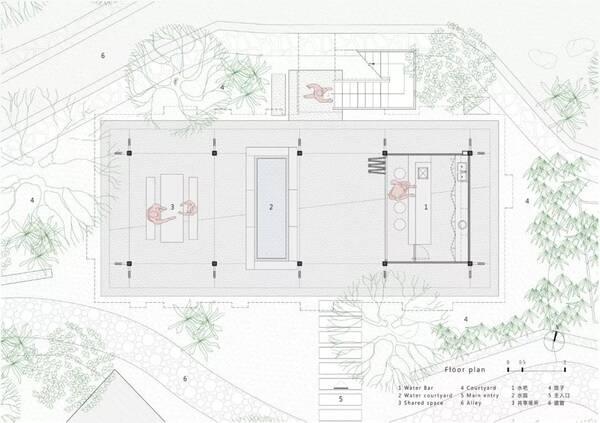 △ 结构分解示意图  尌林建筑
