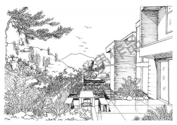 全国最好零基础学手绘培训基地 中国建筑工业出版社合作出版单位