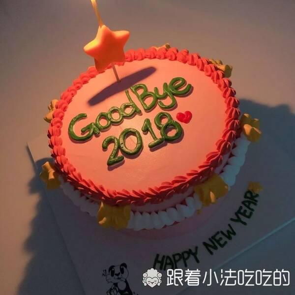 2019新年蛋糕,这些非常特别相当格外值得做!图片