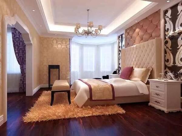 2018最新卧室装修效果图大全,卧室这样装才漂亮!