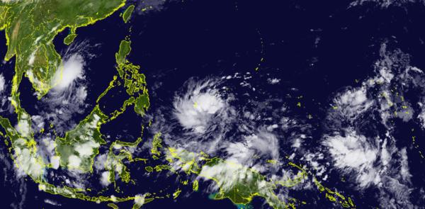 我国南海热带低压迅猛发展,日本气象厅宣布:2
