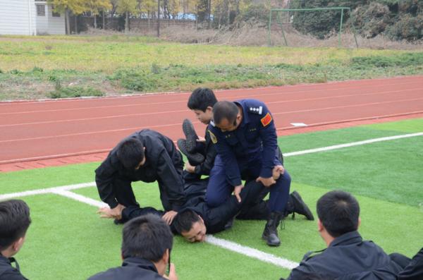 河南警察学院(洛阳校区)207期新警培训纪实