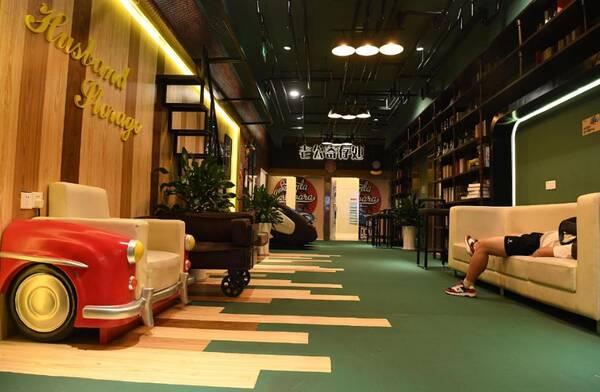 购物中心休息区这样设计,才能有效延长顾客停留时间图片