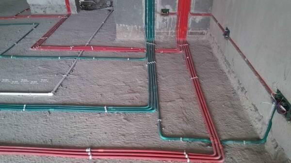 房子装修电路布线步骤
