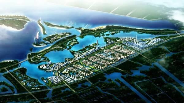 谋划推进以曹妃甸新城为起步区,以国际旅游岛和龙岛为支撑,面积200