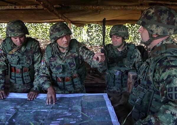 科索沃准备建军或引发新一轮巴尔干危机