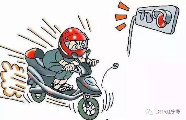 注意!这些交通违法行为已经被电子警察盯上了