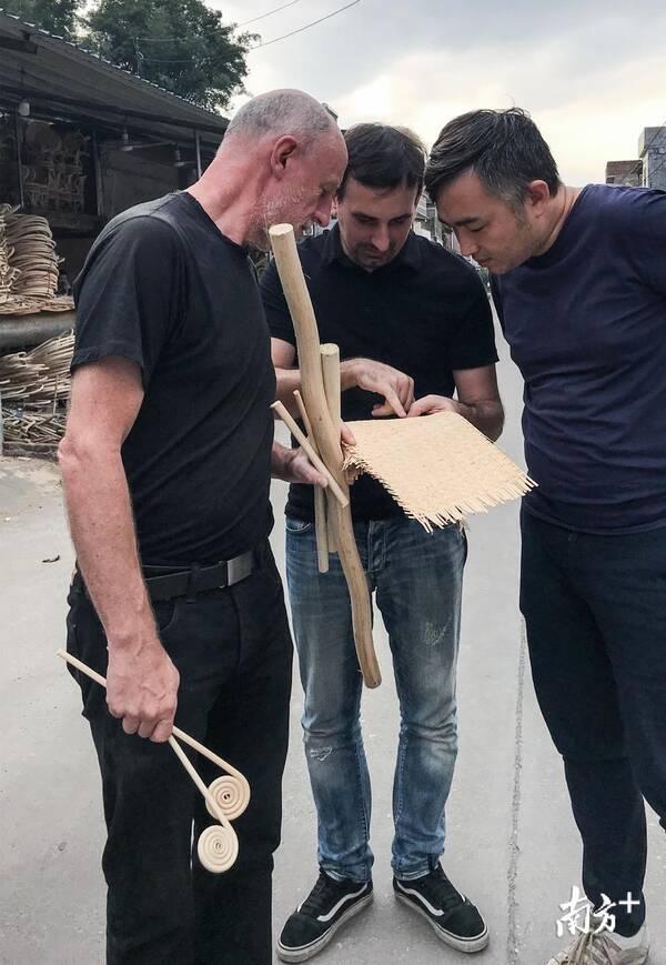 汕大艺术学院年级梅州成立实践教学基地传承一项链牵手说课稿ppt图片