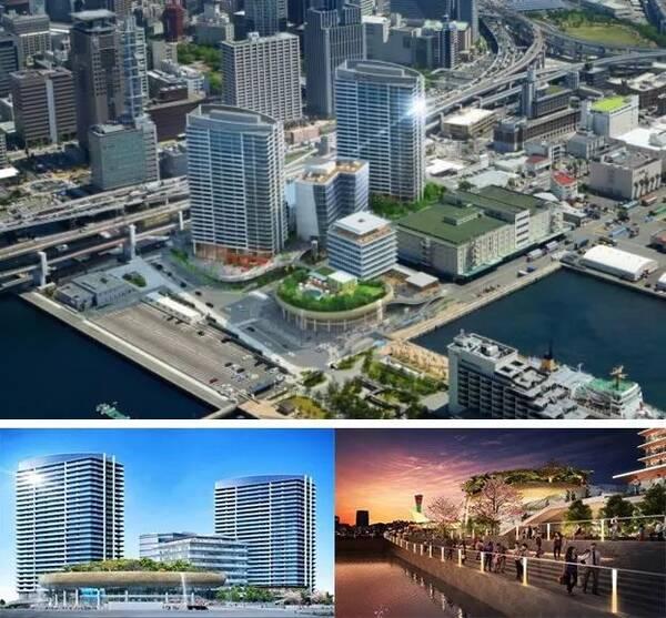 国际资讯_国际资讯 | [日]全国建筑抗震改造计划/神户新港町滨水空间更新(2018.