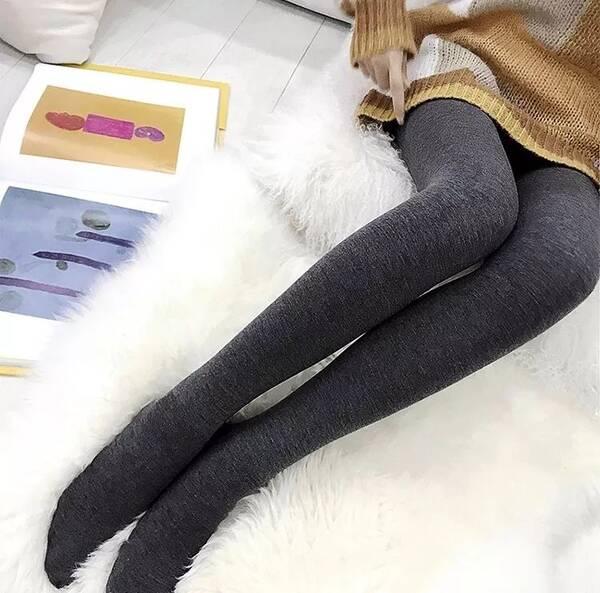 袜有用吗_『素遇』 发热保暖瘦腿袜