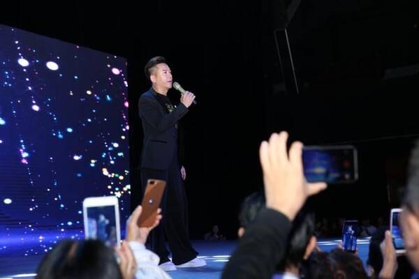 跨越巅峰·宇众不同|2018公益慈善明星见面会