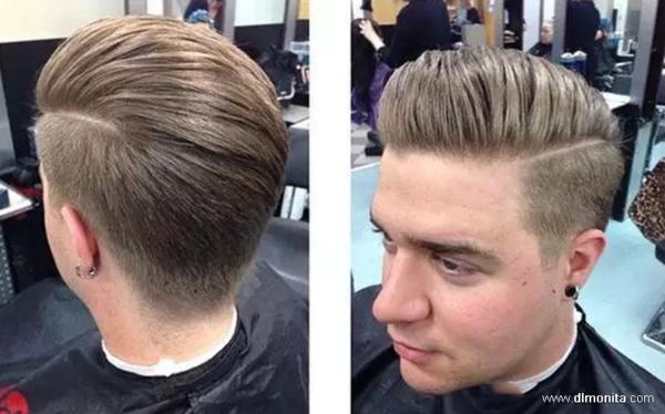 2019开年,七款男士最流行发型,打包送给你图片