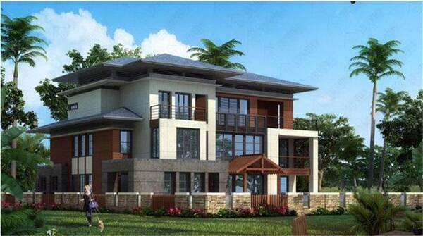 飞歌小别墅设计定制007 农村建房子都是一家大小住在一起,要挑一款