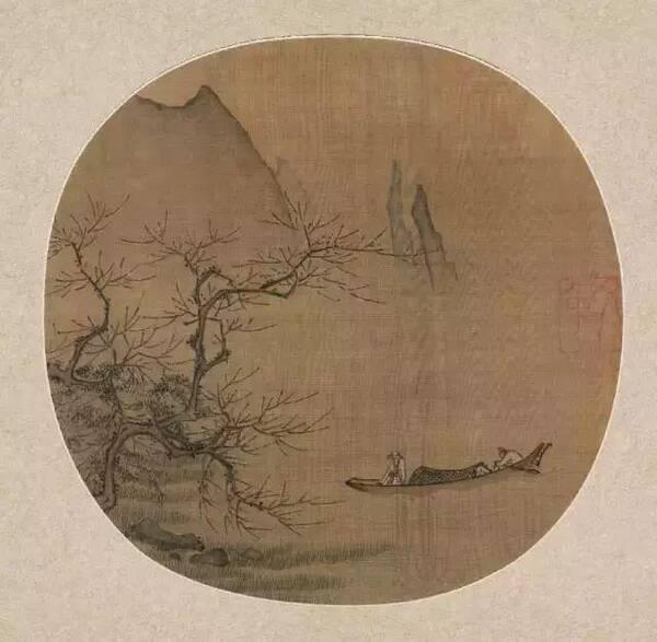 而在今天的人们而言 山水市隐,更是一种奢侈 而宋代诗人笔下的山水图片