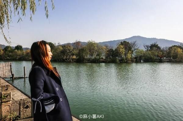 杭州西湖人满为患,而它的姐妹湖湘湖却人少景美,景色