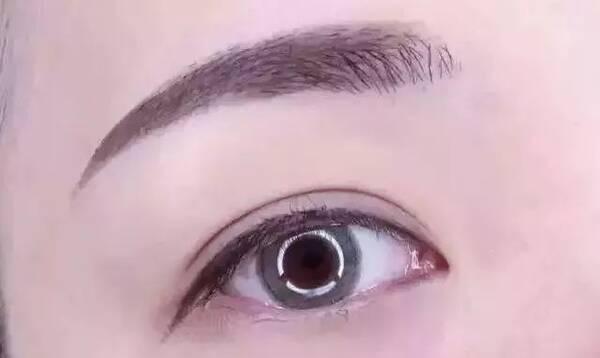 涂山红红手绘眼睛